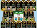 Масла растительные не рафинированные Украина - фото 1