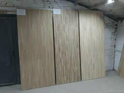 Oak panel. Oak shield - photo 2