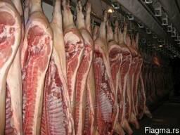 Свинина и говядина