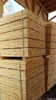 Wood for pallets