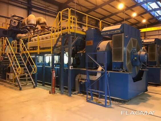 Б/У Газопоршневая электростанция Wartsila 43 Мвт, 2008 г. в.