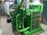 Б/У газовый двигатель Jenbacher J 620 GSE01,2800 Квт,2001 г. - фото 3