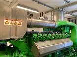 Б/У газовый двигатель Jenbacher J 620 GSE01,2800 Квт,2001 г. - фото 4