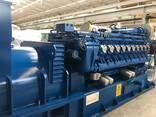 Б/У газовый двигатель MWM TCG 2020 V20, 2000 Квт, 2018 г. в. - фото 3