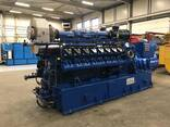 Б/У газовый двигатель MWM TCG 2020 V20, 2000 Квт, 2018 г. в. - фото 8