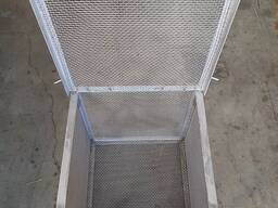 Crimped steel wire mesh and products made of it - фото 7
