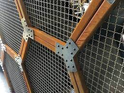 Crimped steel wire mesh and products made of it - фото 8