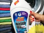 Gel Laundry Detergent Pure Fresh, own production, wholesales - photo 4
