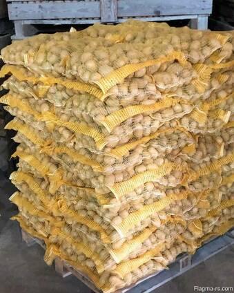 Картофель из Беларуси / Krompir iz Belorusije