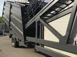 MVS 60MS 60m3/hour Mobile Concrete Batching Plant - photo 8