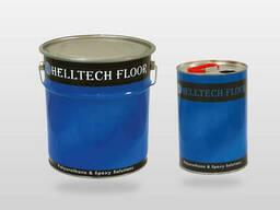 Полиуретановый наливной пол Helltech floor 3025