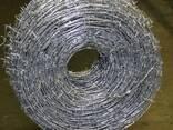 Проволока стальная колючая, гладкая, рифленая, сварочная - фото 5