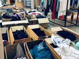 Stock clothes wholesale/ одежда сток оптом