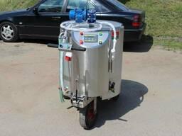 Такси за млеко мтпе-200 са електричним погоном са дозирањем